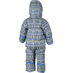 Columbia Snuggly Bunny Bunting - Niños - gris/azul